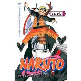 Naruto 33: Přísně tajná mise - Masaši Kišimoto