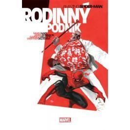 Amazing Spider-Man: Rodinný podnik - Mark Waid, James Robinson, Gabriele Dell'otto