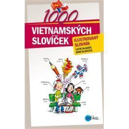 1000 vietnamských slovíček - Binh Slavická, Lucie Hlavatá