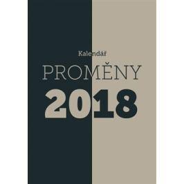 Kalendář Proměny 2018