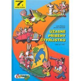 Úžasné příběhy Čtyřlístku z let 1984 až 1987 - Ljuba Štíplová, Jaroslav Němeček