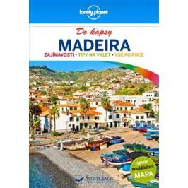 Madeira do kapsy - Lonely Planet - Marc Di Duca