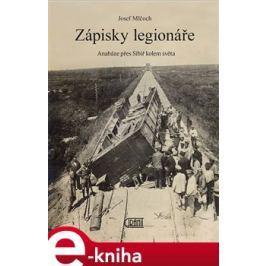 Zápisky legionáře - Josef Mlčoch