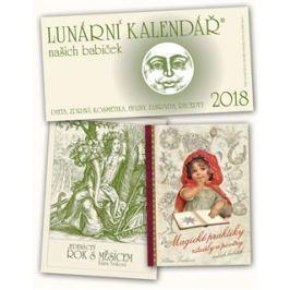 Lunární kalendář 2018 + Magické praktiky+ Jedenáctý rok s Měsícem - Klára Trnková