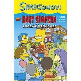 Bart Simpson 1/2018: Prodavač šprťouchlat - kolektiv autorů