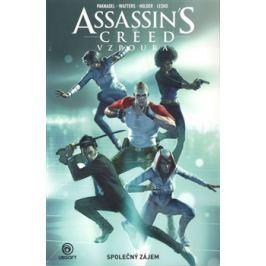 Assassins Creed Vzpoura: Společný zájem - Jose Holder, Marco Lesko, Alex Paknadel, Dan Watters