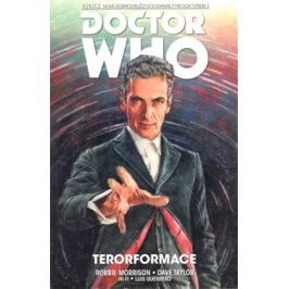 Doctor Who: Terorformace - Robbie Morrison