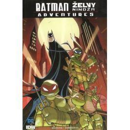 Batman / Želvy nindža Adventures - Matthew K. Manning