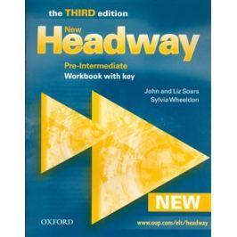 New Headway Pre-Intermediate 3rd edition - Workbook with key - Liz Soars, John Soars