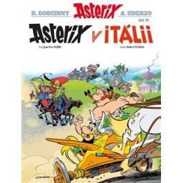 Asterix (37.) - Asterix v Itálii - Jean-Yves Ferri
