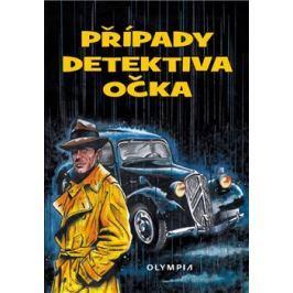 Případy detektiva Očka - Jiří Hrdlička