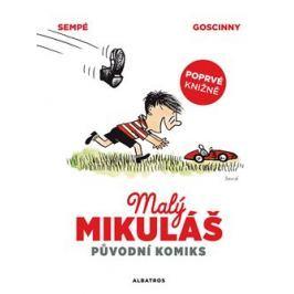 Malý Mikuláš: původní komiks - René Goscinny, Jean-Jacques Sempé