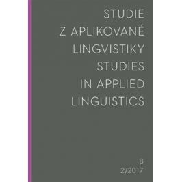 Studie z aplikované lingvistiky 2/2017