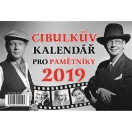 Cibulkův kalendář pro pamětníky 2019 - Aleš Cibulka