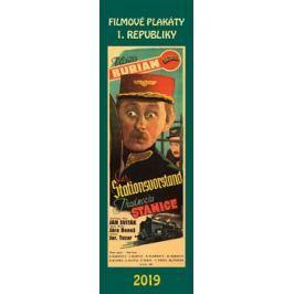 Kalendář - Filmové plakáty První republiky 2019
