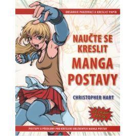 Manga postavy - Christopher Hart