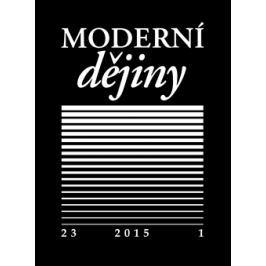 Moderní dějiny 23/1 2015