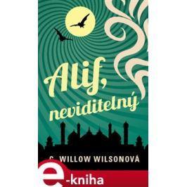 Alif, neviditelný - G. Willow Wilsonová