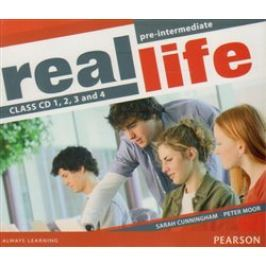 Real Life Pre-Inter class CD