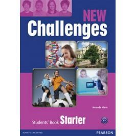 New Challenges Starter Students' Book - Amanda Maris