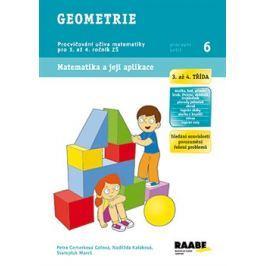Geometrie (3. a 4.třída) - Svatopluk Mareš, Petra Cemerková Golová, Naděžda Kalábová