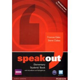 Speakout Elementary Students' Book with DVD/active Book and MyLab Pack - Frances Eales, Steve Oakes