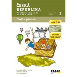 Česká republika - Svatopluk Mareš, Petra Cemerková Golová, Naděžda Kalábová