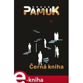 Černá kniha - Orhan Pamuk E-book elektronické knihy