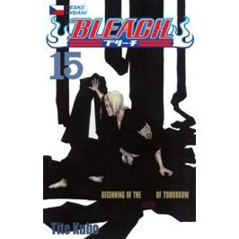 Bleach 15-Beginning of death tomorrow - Tite Kubo