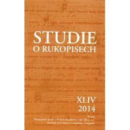 Studie o rukopisech XLIV.
