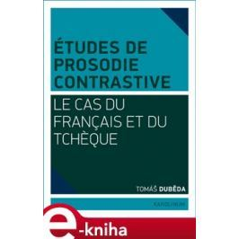 Études de prosodie contrastive - Tomáš Duběda