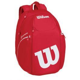 b08f0a7a96 Detail zboží · Batoh na rakety Wilson Vancouver Backpack Red