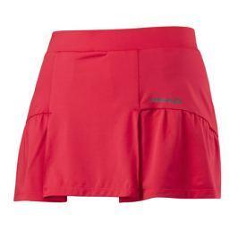 Dívčí sukně Head Club Basic Skort Red