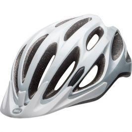 Cyklistická helma BELL Traverse bílo-stříbrná 2018