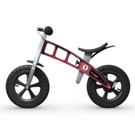 Dětské odrážedlo First Bike Cross červené