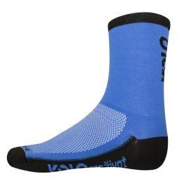Ponožky modré dlouhé KPŽ