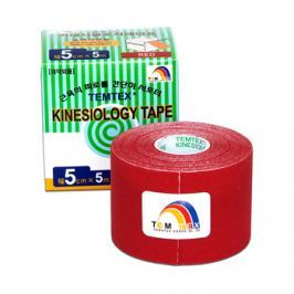 Tejpovací páska TEMTEX Kinesio Tape Tourmaline 5 cm × 5 m