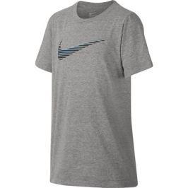 Dětské tričko Nike Dry Dk Grey