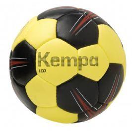 Házenkářský míč Kempa Leo Black/Yellow