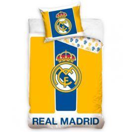 Povlečení Real Madrid CF Yellow Stripes