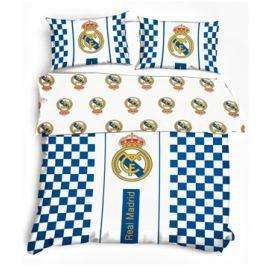 Povlečení Real Madrid CF Check 220 x 200 cm