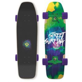 Skateboard Street Surfing Freeride 31